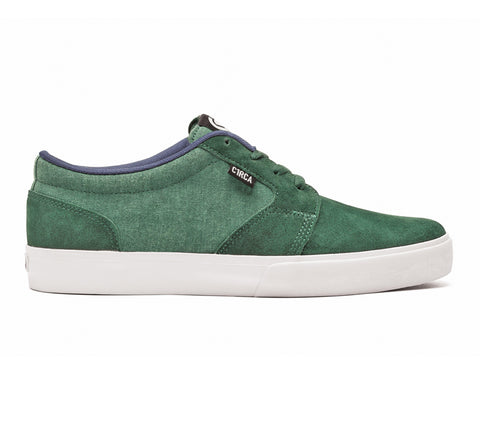 HESH 2.0 Bottle Green/White - C1RCA FOOTWEAR | Official Website