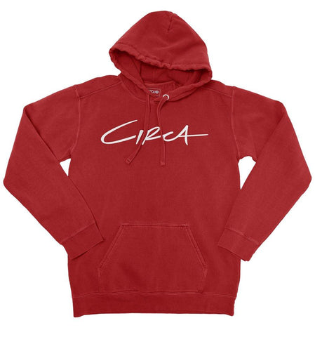 SELECT Hoodie - Brick Red - C1RCA FOOTWEAR | Official Website