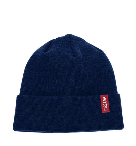 Flag Foster Beanie - Navy - C1RCA FOOTWEAR | Official Website