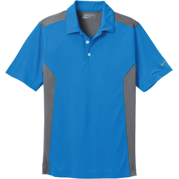 RDOT003. Men's Nike Dri-FIT Engineered Mesh Polo