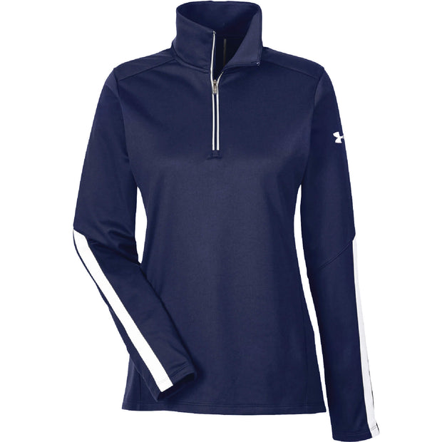 RDOT107. Women's Under Armour Qualifier 1/4 Zip Pullover