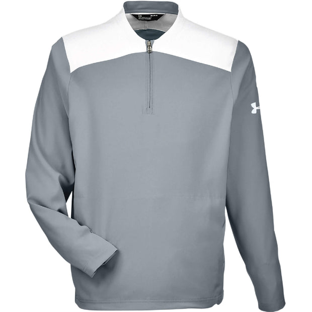 RDOT110. Men's Under Armour Corporate Triumph Cage 1/4-Zip Pullover