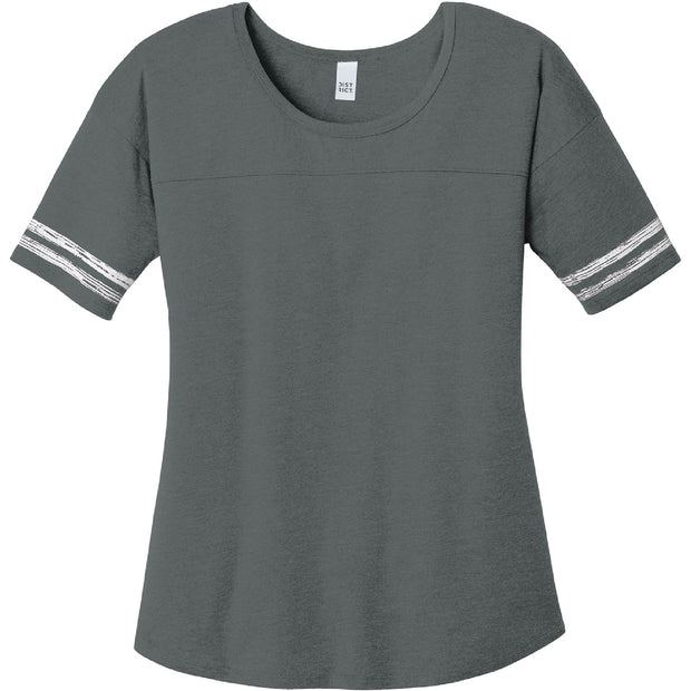 BYTE100. Women's District® Scorecard Tee