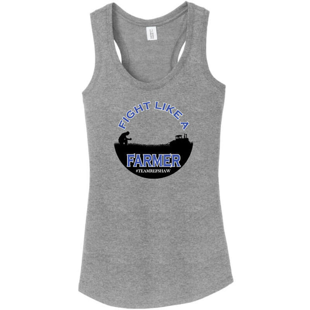 FF200. Women's Perfect Tri Racerback Tank
