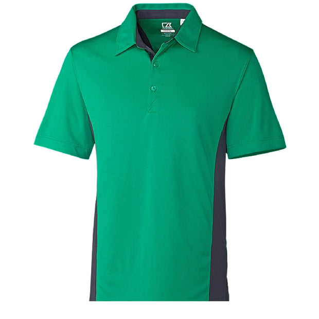 RDOT201. Men's DryTec Colorblock Polo