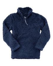 BB3020. Youth Sherpa 1/4-Zip Pullover