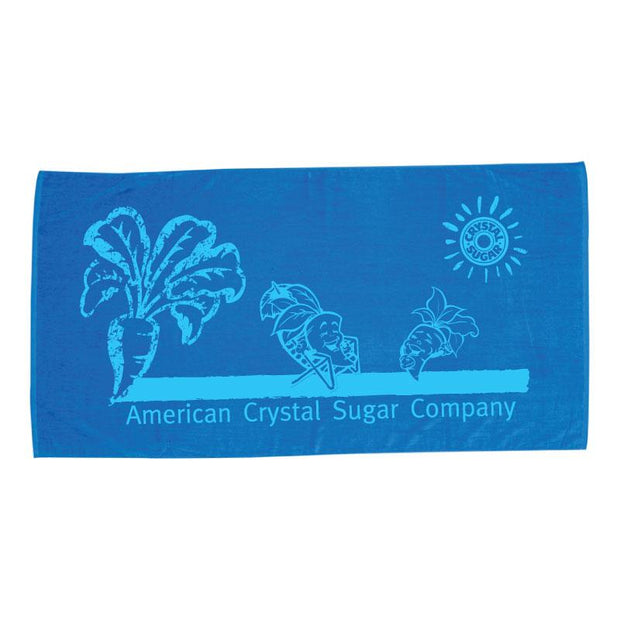 ACS511. Platinum Collection Beach Towel
