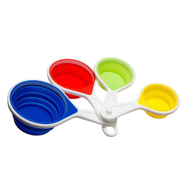 ACS512. Pop-Out Silicone Measuring Cups