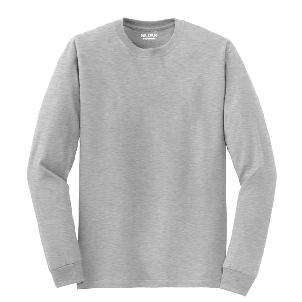 MPM123. Gildan® DryBlend® 50 Cotton/50 Poly Long Sleeve T-Shirt
