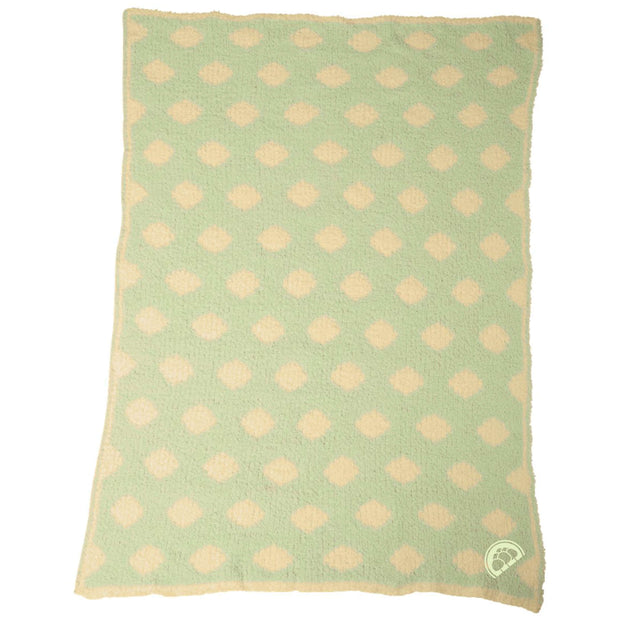 BB3015. Polka Dot Baby Blanket
