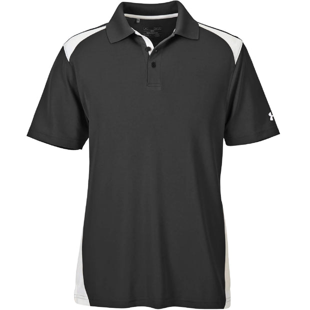 BYTE209. Men's Under Armour Team Colorblock Polo