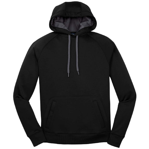 KM101. Tech Fleece Hooded Sweatshirt
