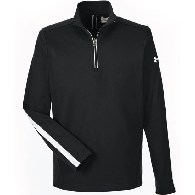 BYTE221. Men's Under Armour Qualifier 1/4 Zip