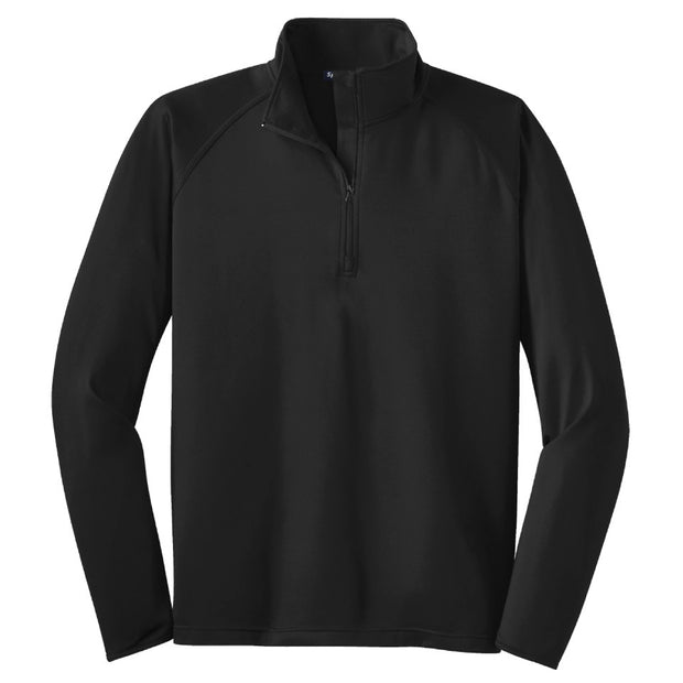 PP206. Men's Sport-Wick Stretch 1/2-Zip Pullover