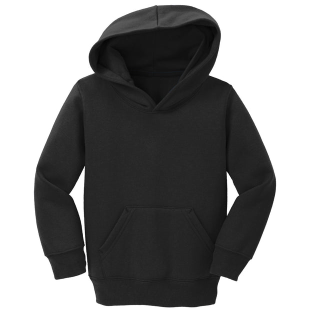 SDX302. Toddler Pullover Hooded Sweatshirt