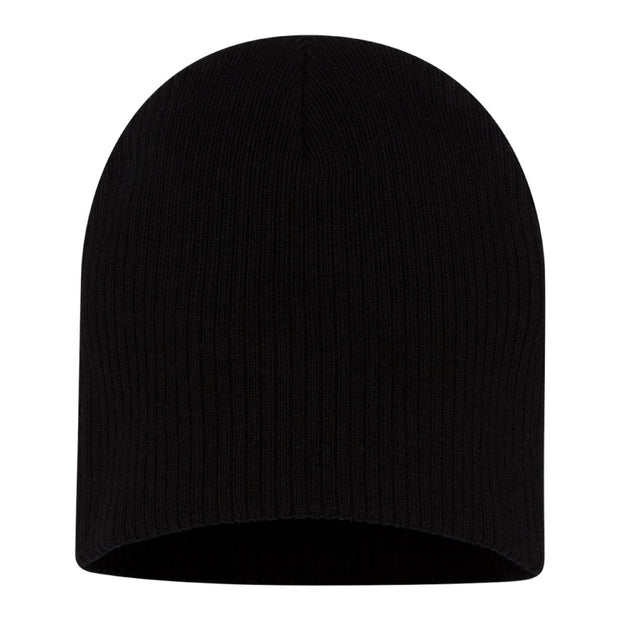 IBI300. Sportsman Soft Wide Ribbed Beanie