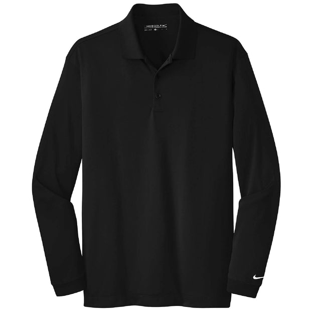 BB2008. Men's Long Sleeve Dri-FIT Stretch Tech Polo