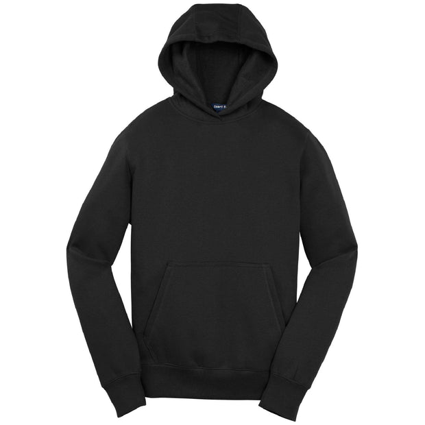 KM403. Youth Pullover Hooded Sweatshirt