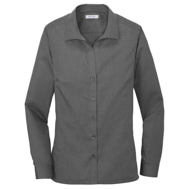 RDOT901. Women's Nailhead Non-Iron Shirt