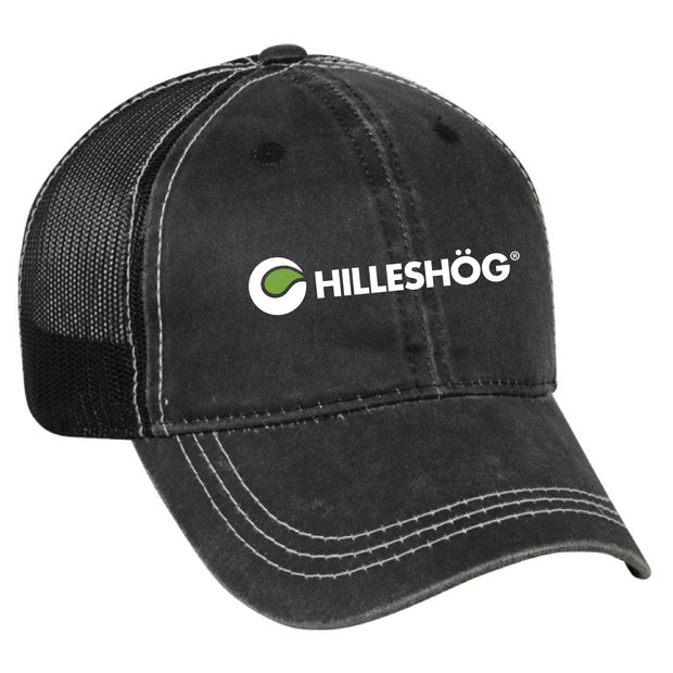 HH316. Weathered Mesh Back Cap
