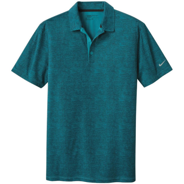 HH111. Men's Nike Dri-FIT Crosshatch Polo
