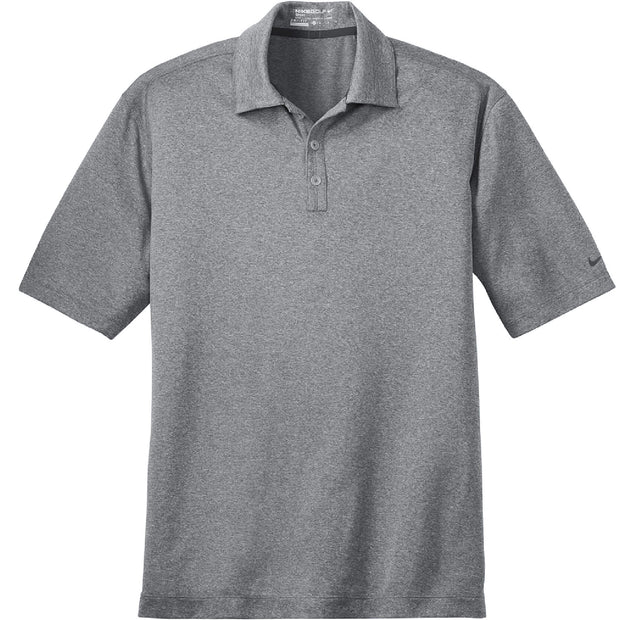 AS203. Men's Nike Dri-FIT Heather Polo