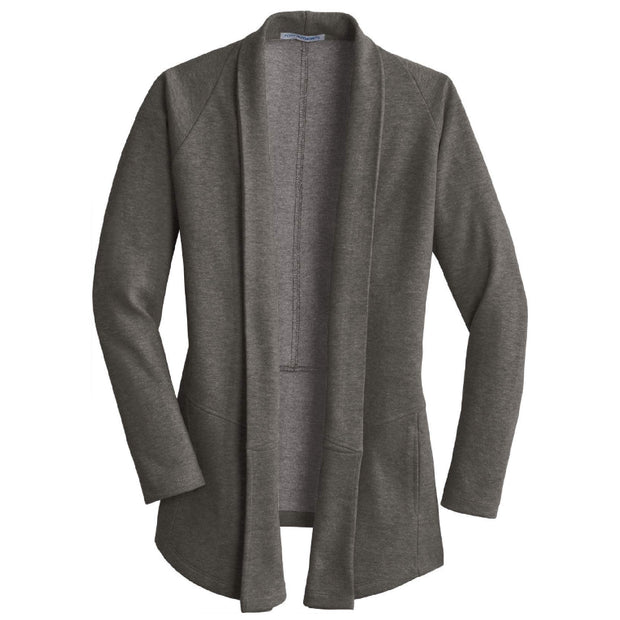 CAPLP103. Port Authority® Ladies Interlock Cardigan