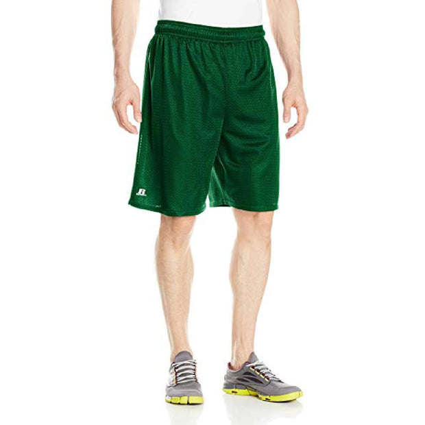 BB2054. Men's Poly Mesh Pocket Shorts