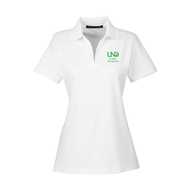 UNDFMS. Devon & Jones Performance™ Ladies' Plaited Polo