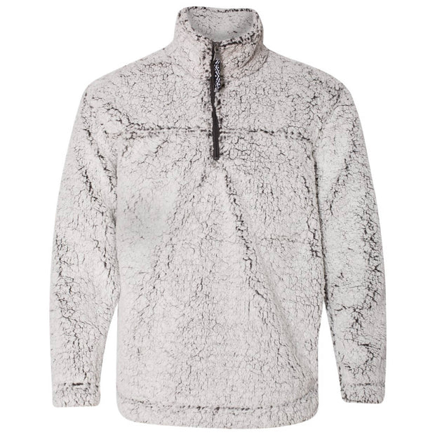 KM106. Unisex Sherpa Pullover