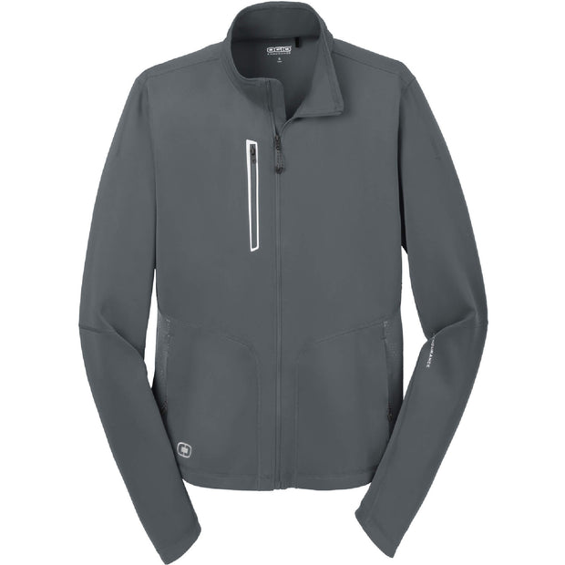 GC109. Men's OGIO® ENDURANCE Fulcrum Full-Zip