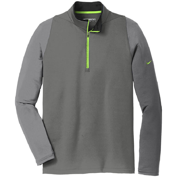 HI207. Nike Dri-FIT Stretch 1/2-Zip Cover-Up
