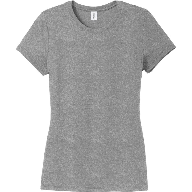 GC230. Women's District® Perfect Tri® Tee