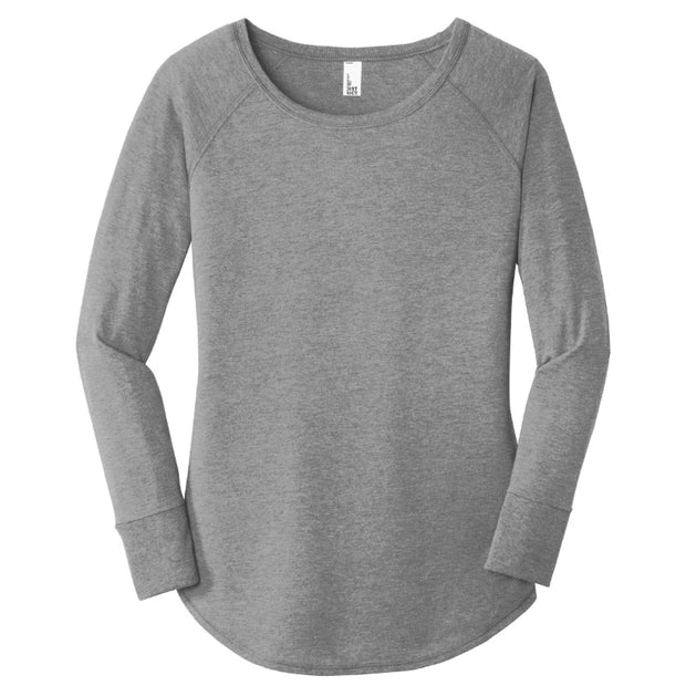 BB1011. Ladies' Perfect Tri Long Sleeve Tunic
