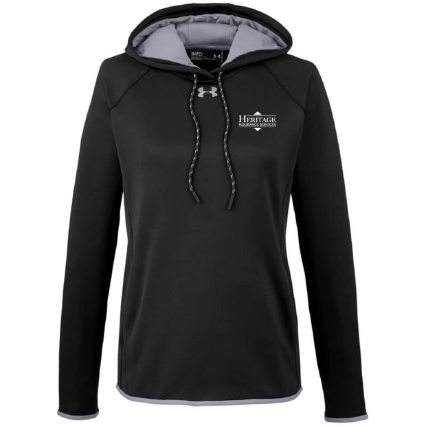 HI102. UA Women's Double Threat Hoodie