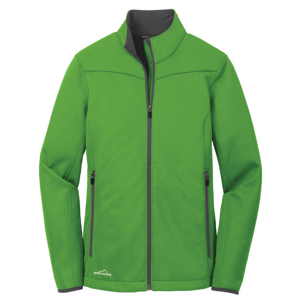MPM211. Eddie Bauer® Ladies Weather-Resist Soft Shell Jacket
