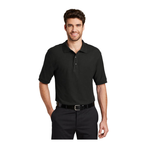 UNDFMS. Port Authority® Silk Touch Polo