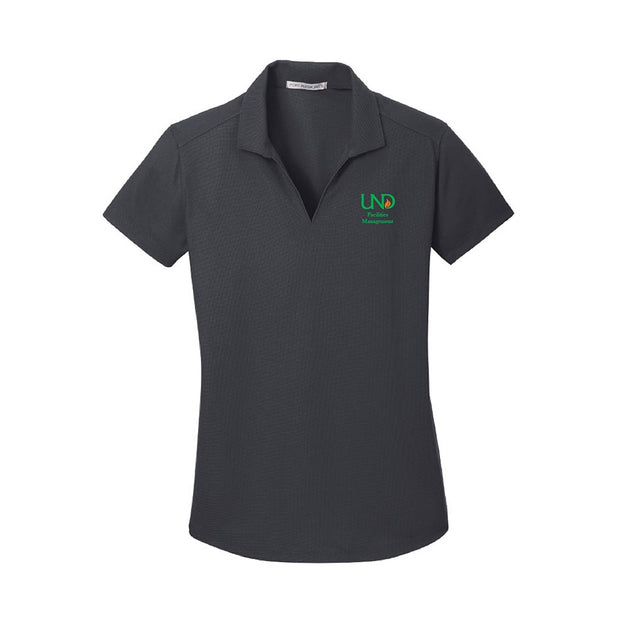 UNDFMS. Port Authority® Ladies' Dry Zone® Grid Polo