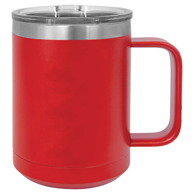 BB4071. 15 oz. Vacuum Insulated Mug