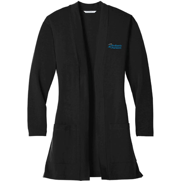 PP119. Port Authority ® Ladies Concept Long Pocket Cardigan