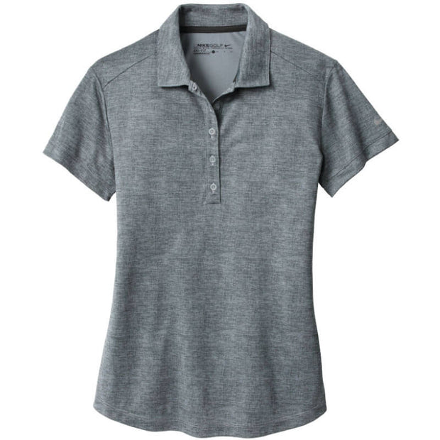 HH206. Ladies' Nike Dri-FIT Crosshatch Polo