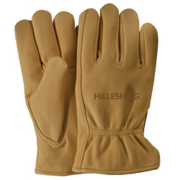 HH309. Water Repellent Cowhide Leather Gloves
