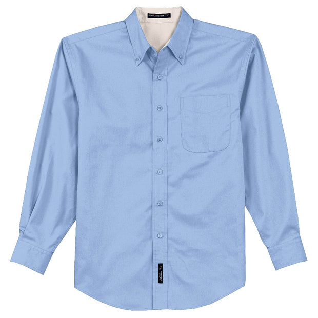 GC105. Men's Port Authority® Long Sleeve Easy Care Shirt
