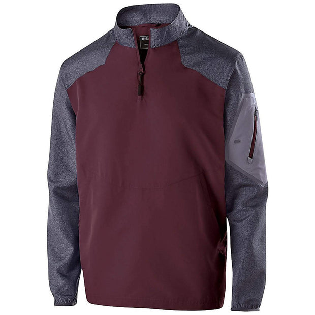 BB2018. Men's ¼ Zip Raider Pullover