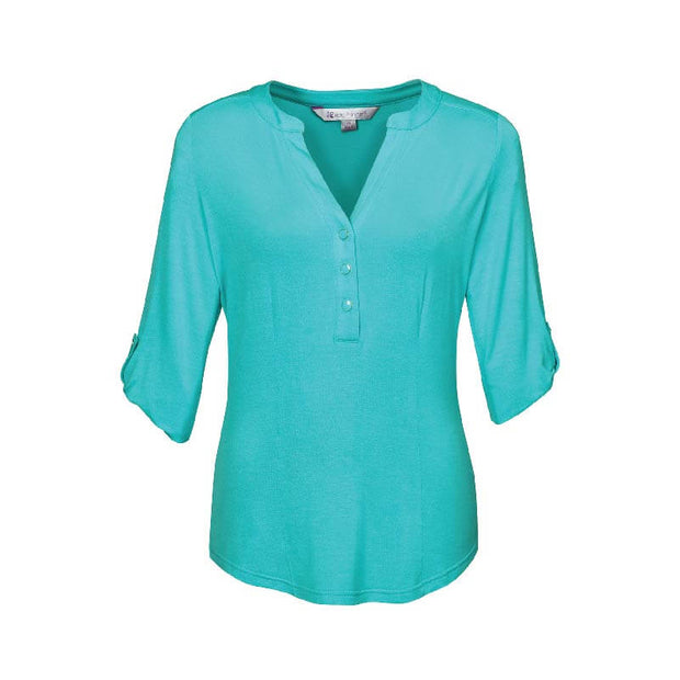 NDSU109. Women's Penelope Knit Top
