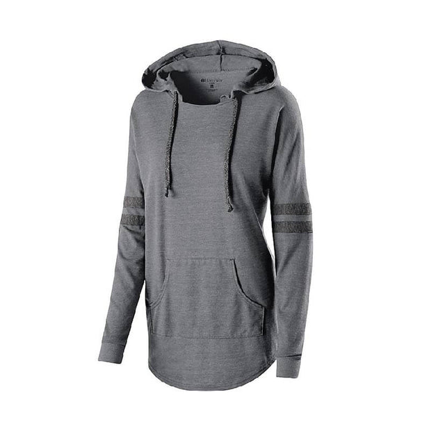 NDSU117. Women's Holloway Hooded Low Key Pullover