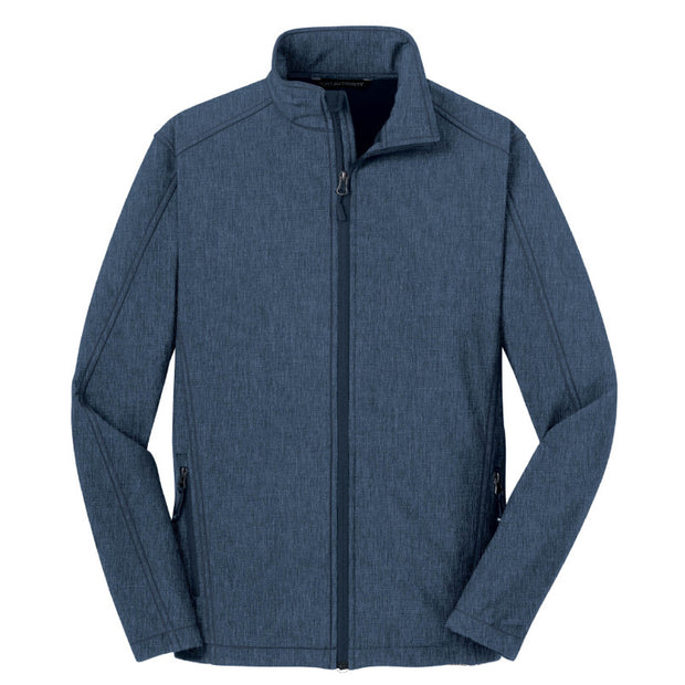 HH106. Men's Core Soft Shell Jacket