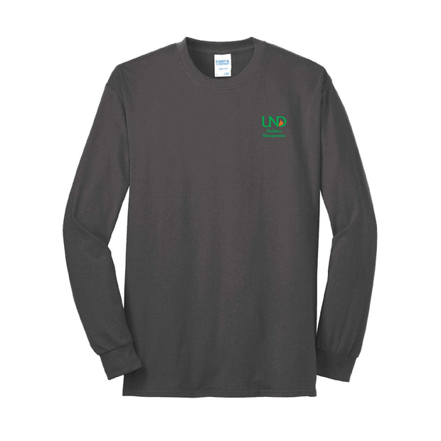 UNDFMS. Port & Company® Tall Long Sleeve Core Blend Tee