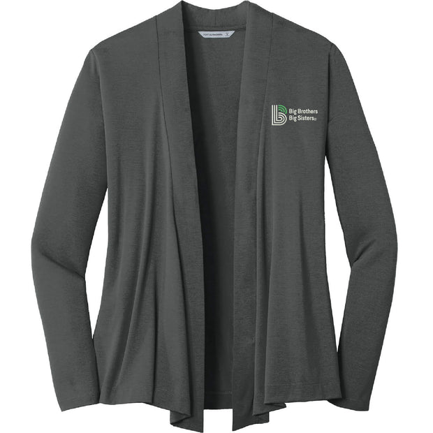 BBBS104. Women's Port Authority® Concept Open Cardigan