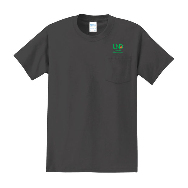 UNDFMS. Port & Company® Tall Essential Pocket Tee